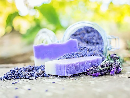 """""""It Must Be Lavender"""" - Body Bar"""