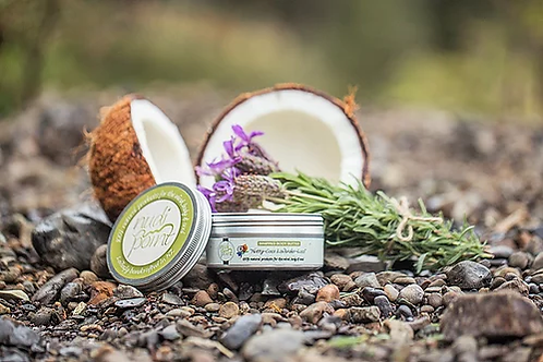 """""""Nutty-Coco Lavender-Loco"""" - Whipped Body Butter"""
