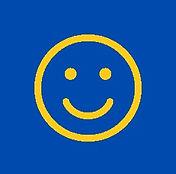 Smiley face gold