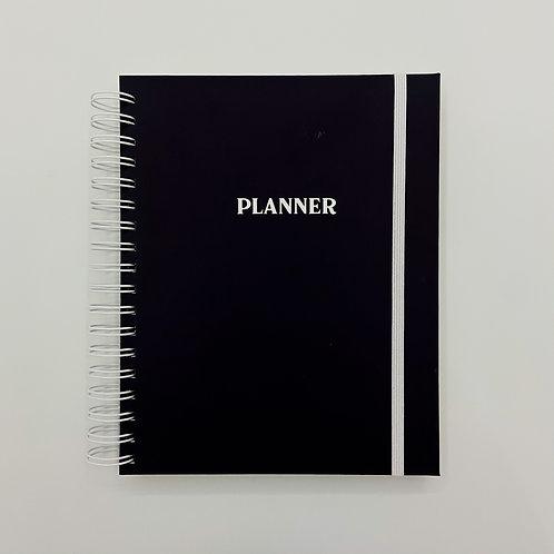 Planner Anual Preto
