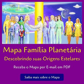 Mapa Família Planetária