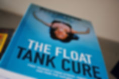 The Float Tank Cure Book at Halcyon Floats