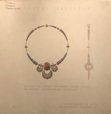 "Ожерелье ""Сююмбике"""