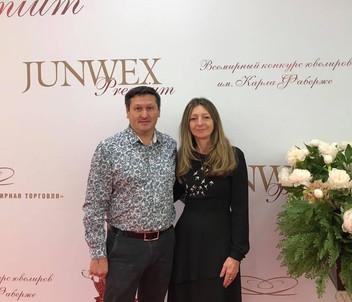 В Москве состоялась ювелирная выставка JUNWEX Premium.