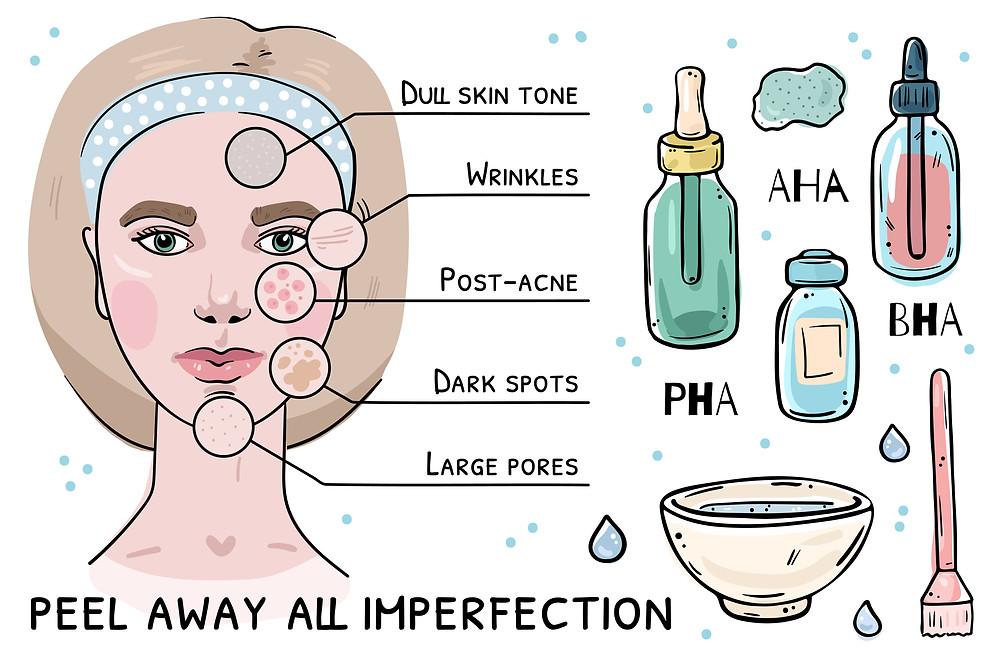 chemical or physical exfoliation should you exfoliate your face