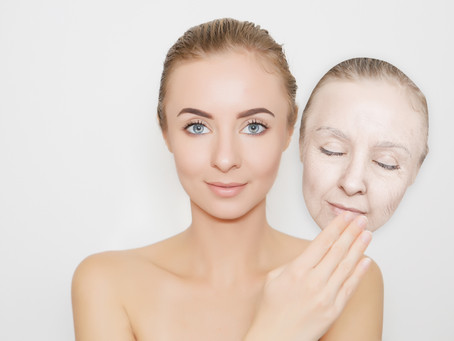 The right skin care treatments! The role of face muscles in skin aging!