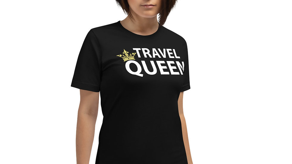 Travel Queen Unisex T-Shirt