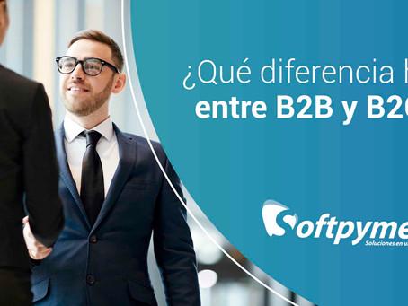 ¿Qué diferencia hay entre B2B y B2C?