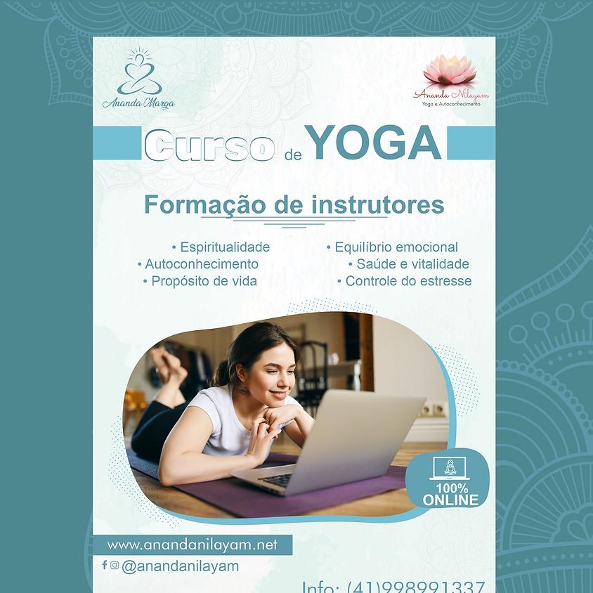 Curso de Instrutor de Yoga e Autoconhecimento