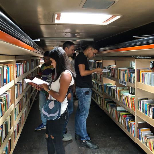 Biblioteca Móvel