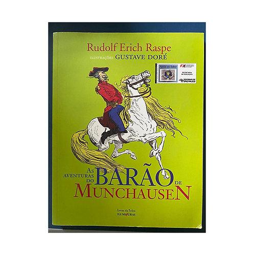 As aventuras do Barão de Munchausen (gratuito - use código promocional)
