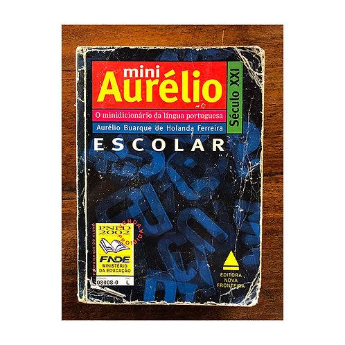 Mini Dicionário Aurélio Escolar (gratuito - use código promocional)