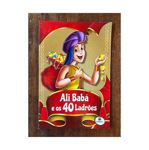 Ali Babá e os 40 ladrões (gratuito - use código promocional)