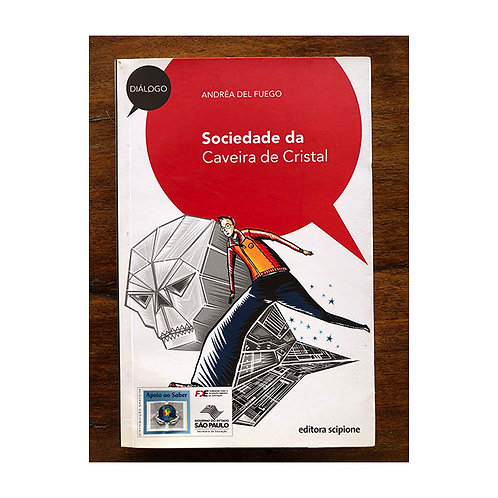 Sociedade da Caveira de Cristal (gratuito - use código promocional)