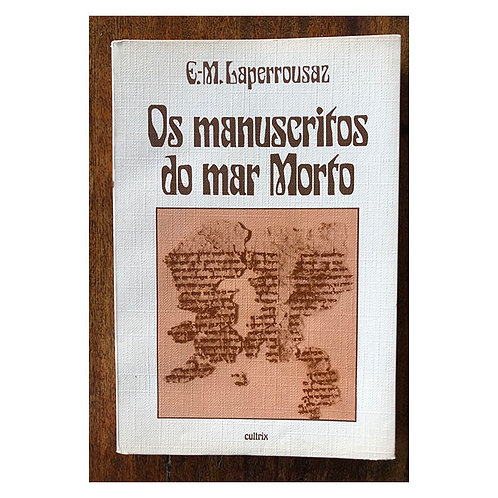 Os manuscritos do mar Morto (gratuito - use código promocional)