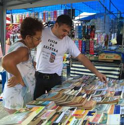 Ciclo da Leitura Feira do Alvinópolis