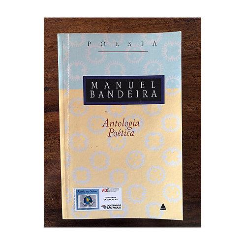 Antologia Poética Manuel Bandeira (gratuito - use código promocional)