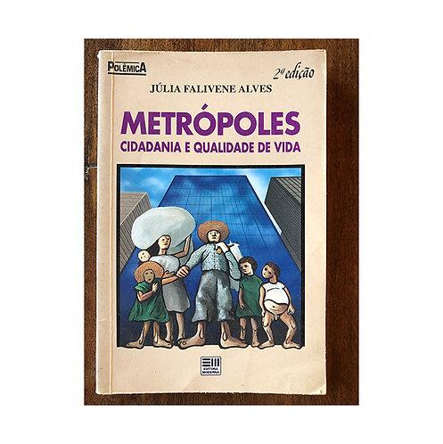 Metrópoles - cidadania e qualidade de vida (gratuito - use código promocional)