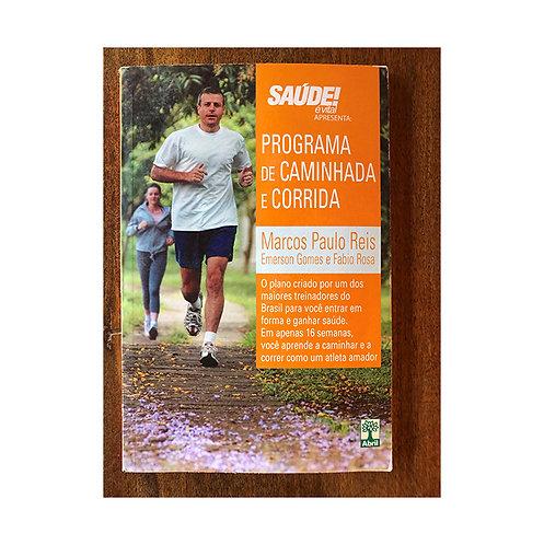 Programam de Caminhada e Corrida (gratuito - use código promocional)
