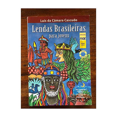 Lendas Brasileiras para jovens (gratuito - use código promocional)