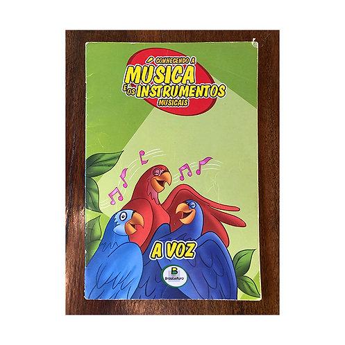 Conhecendo a música e os instrumentos musicais (gratuito use código)