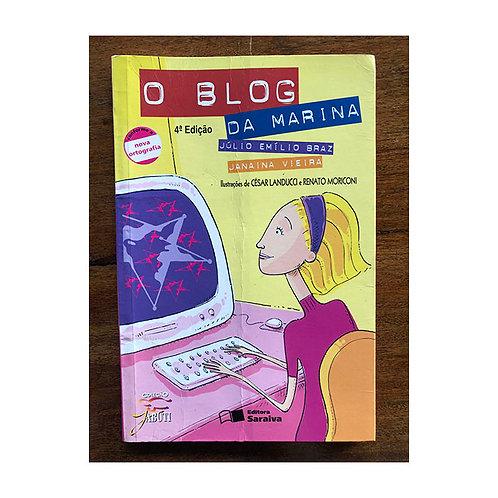 O blog da Marina (gratuito - use código promocional)