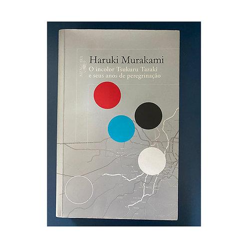 O incolor Tsukuru Tazaki (gratuito - use código promocional)