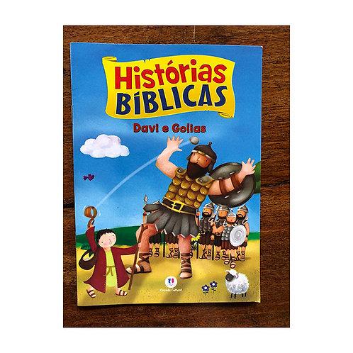 Histórias Bíblicas - Davi e Golias (gratuito - use código promocional)