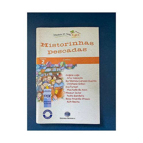 Historinhas pescadas (gratuito - use código promocional)