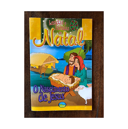 O Nascimento de Jesus (gratuito - use código promocional)