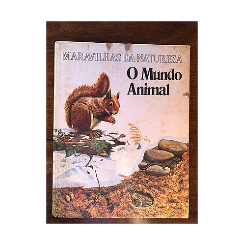 O mundo animal (gratuito - use código promocional)