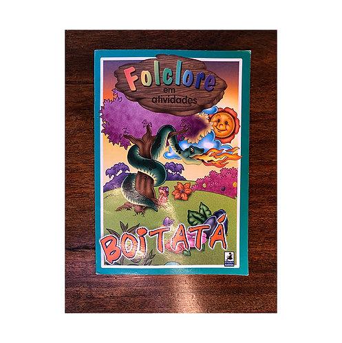 Folclore em Atividades - Boitatá (gratuito - use código promocional)