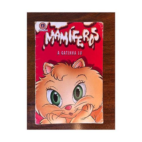 Mamíferos - a gatinha Lu (gratuito - use código promocional)