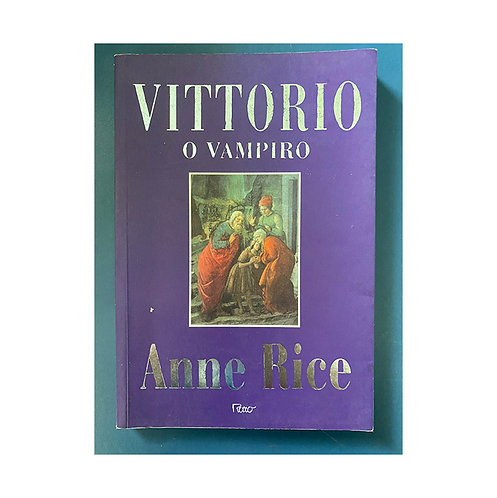 Vittorio o Vampiro (gratuito - use código promocional)