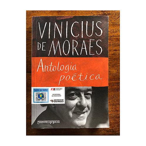 Antologia Poética Vinícius de Moraes (gratuito - use código promocional)