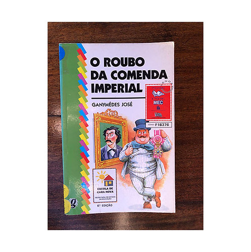 O roubo da comenda imperial (gratuito - use código promocional)