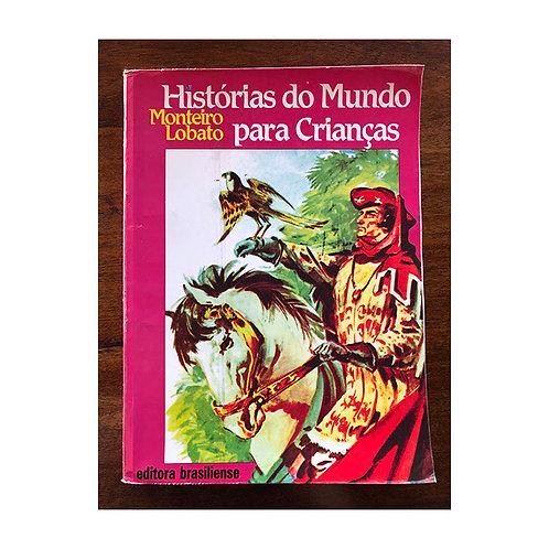 Histórias do mundo para crianças (gratuito - use código promocional)