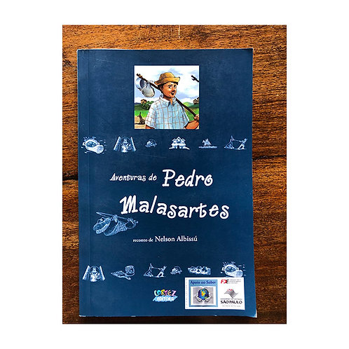 Aventuras de Pedro Malasartes (gratuito - use código promocional)