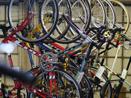 Five tips to setting up a bike appointment at the Re-Cyclery!