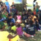 Maria Broom children's circle