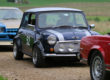 Check out our past experiences at the Waumandee Hill Climb!