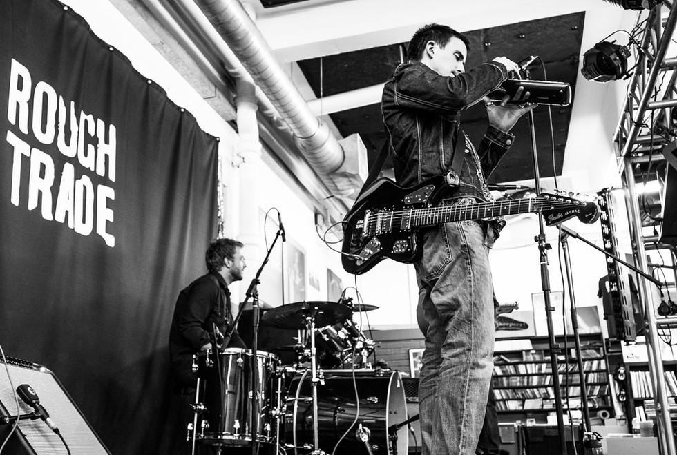 COLDHARBOURSTORES ROUGH TRADE EAST 2018