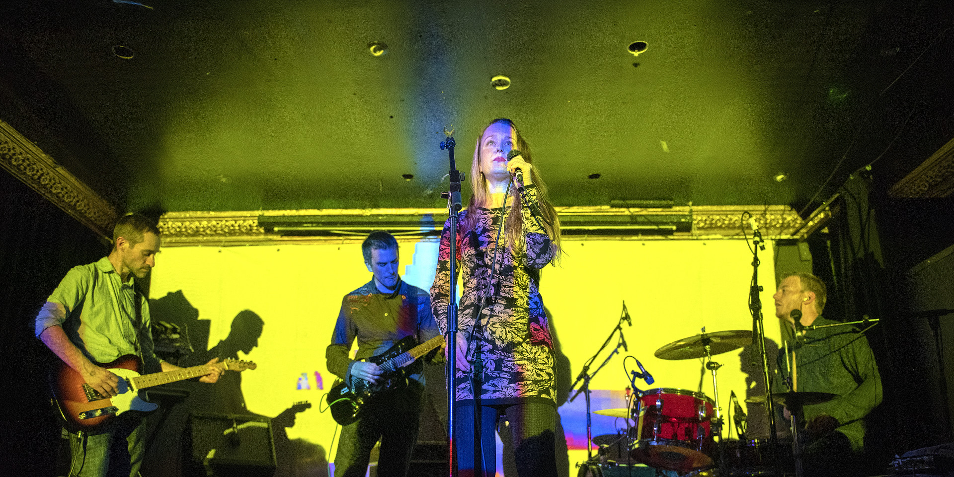 COLDHARBOURSTORES CLUB AC30 LONDON 2018