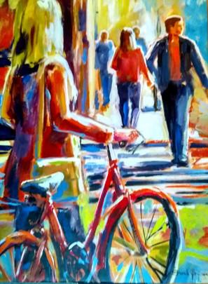 Matizes no caminho  |  Tints on the Way