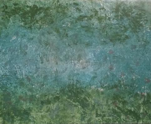 Hiléia 157x190 cm
