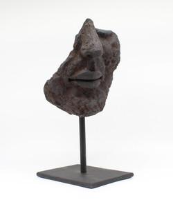 Máscara_-_clay_and_iron_powser_-_13x33x1