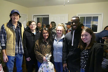 Home Dedication 1-17 W&L Campus Chapter.
