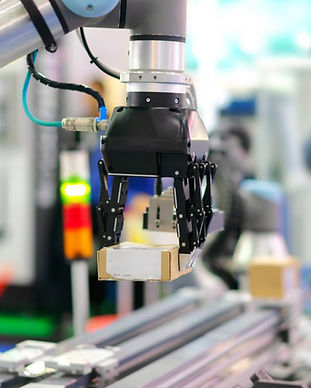 Universal-Robot-with-Gripper-on-Assembly