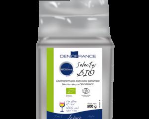 New Organic Certified Oenological Yeast