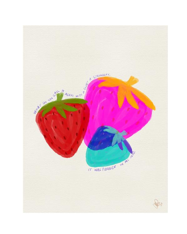 Skrawberry